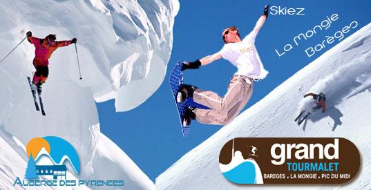 skiez La Mongie